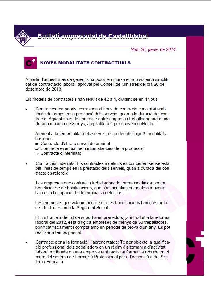 contractació gener 2014-01